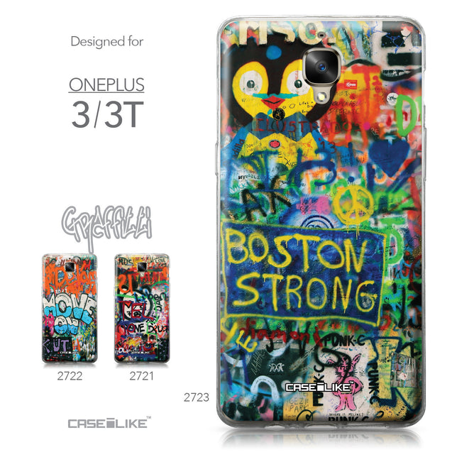 OnePlus 3/3T case Graffiti 2723 Collection | CASEiLIKE.com