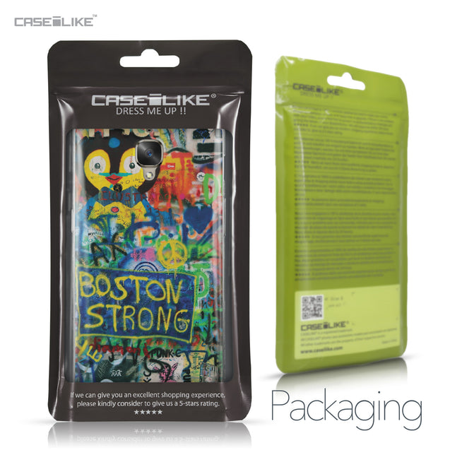 OnePlus 3/3T case Graffiti 2723 Retail Packaging | CASEiLIKE.com