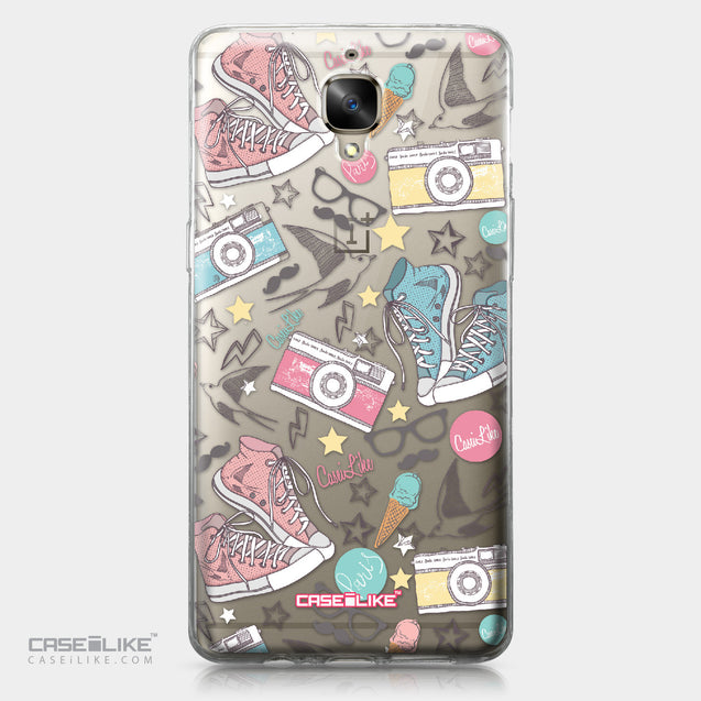 OnePlus 3/3T case Paris Holiday 3906 | CASEiLIKE.com