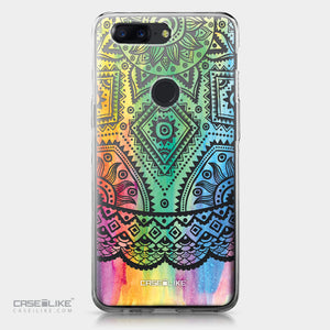 OnePlus 5T case Indian Line Art 2064 | CASEiLIKE.com