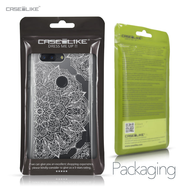 OnePlus 5T case Mandala Art 2091 Retail Packaging | CASEiLIKE.com