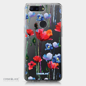 OnePlus 5T case Watercolor Floral 2234 | CASEiLIKE.com