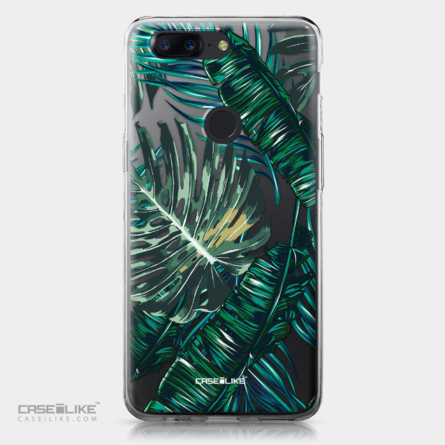 OnePlus 5T case Tropical Palm Tree 2238 | CASEiLIKE.com