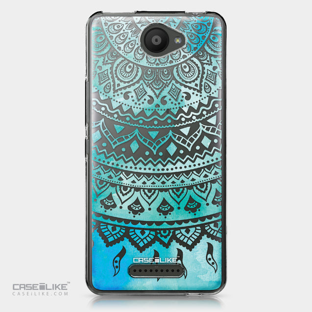 BQ Aquaris U / U Lite case Indian Line Art 2066 | CASEiLIKE.com