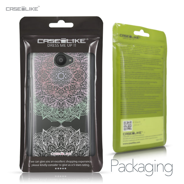 BQ Aquaris U / U Lite case Mandala Art 2092 Retail Packaging | CASEiLIKE.com