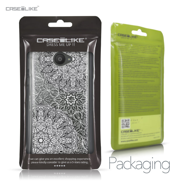 BQ Aquaris U / U Lite case Mandala Art 2093 Retail Packaging | CASEiLIKE.com