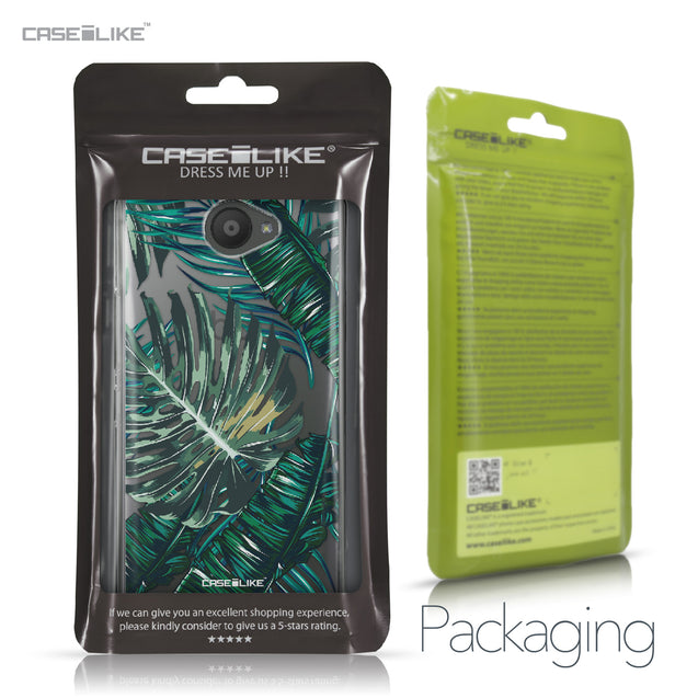 BQ Aquaris U / U Lite case Tropical Palm Tree 2238 Retail Packaging | CASEiLIKE.com