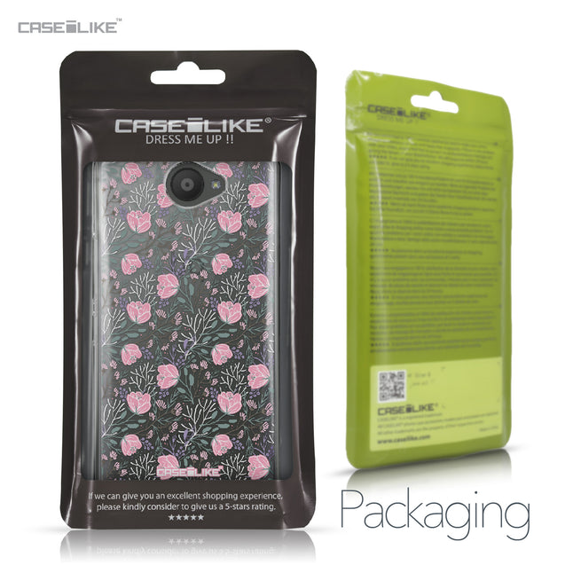 BQ Aquaris U / U Lite case Flowers Herbs 2246 Retail Packaging | CASEiLIKE.com