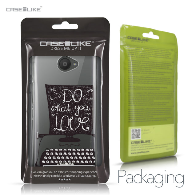 BQ Aquaris U / U Lite case Quote 2400 Retail Packaging | CASEiLIKE.com