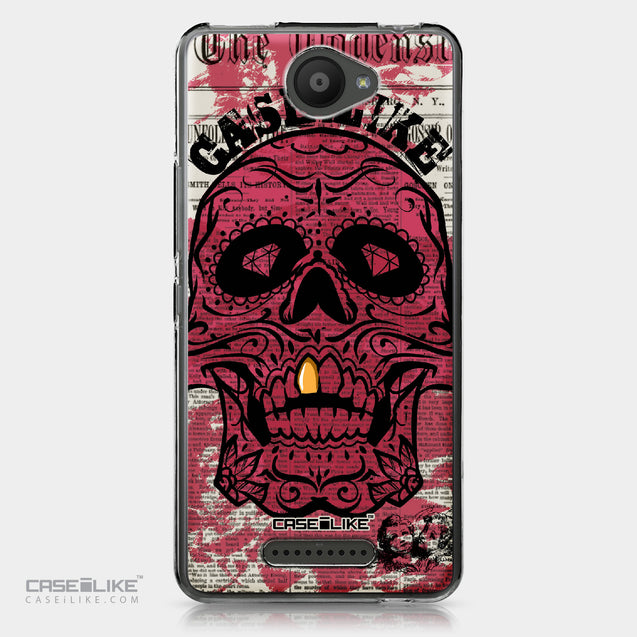 BQ Aquaris U / U Lite case Art of Skull 2523 | CASEiLIKE.com