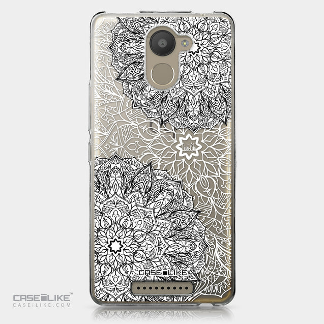 BQ Aquaris U Plus case Mandala Art 2093 | CASEiLIKE.com