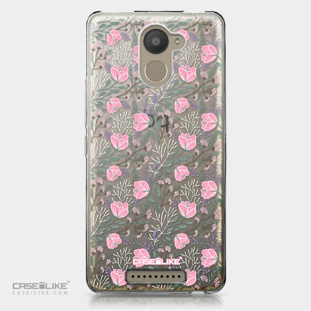 BQ Aquaris U Plus case Flowers Herbs 2246 | CASEiLIKE.com