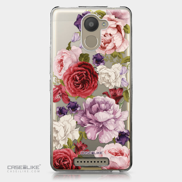 BQ Aquaris U Plus case Mixed Roses 2259 | CASEiLIKE.com