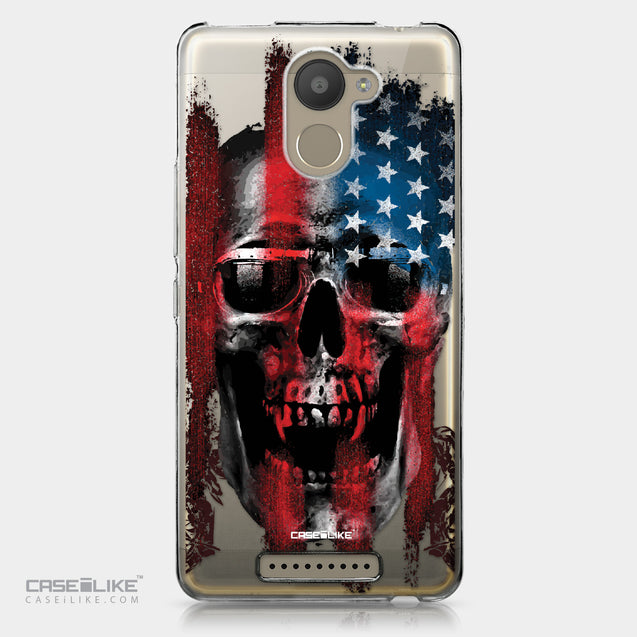 BQ Aquaris U Plus case Art of Skull 2532 | CASEiLIKE.com