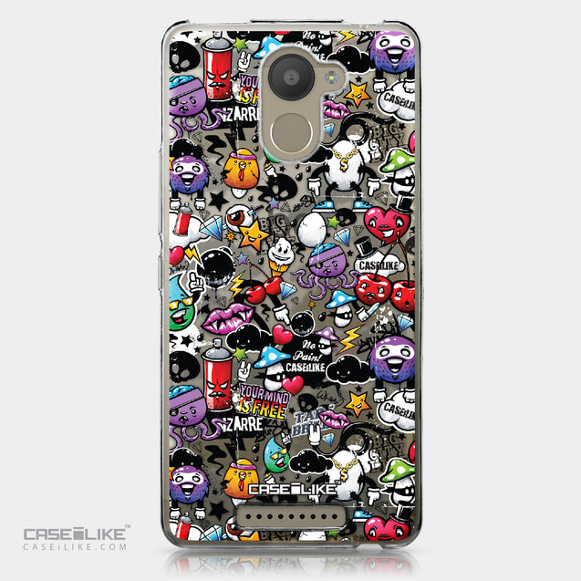 BQ Aquaris U Plus case Graffiti 2703 | CASEiLIKE.com