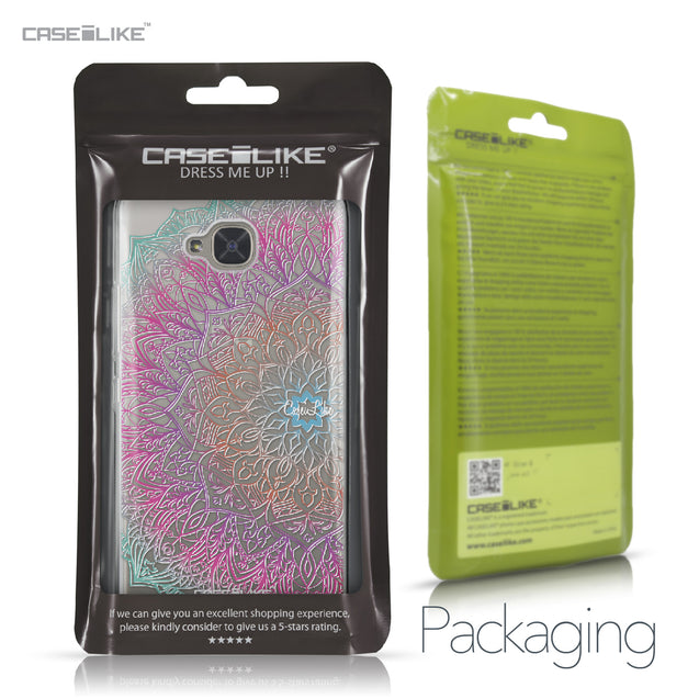 BQ Aquaris U2 / U2 Lite case Mandala Art 2090 Retail Packaging | CASEiLIKE.com