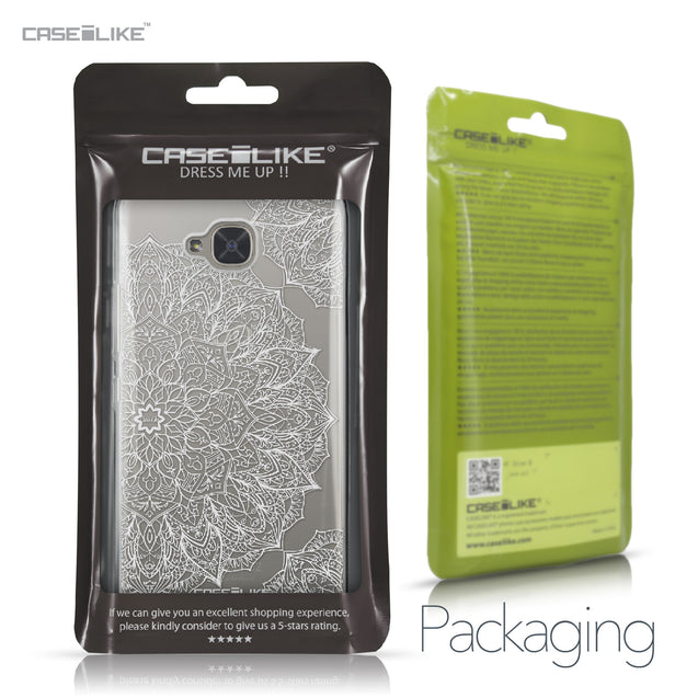 BQ Aquaris U2 / U2 Lite case Mandala Art 2091 Retail Packaging | CASEiLIKE.com