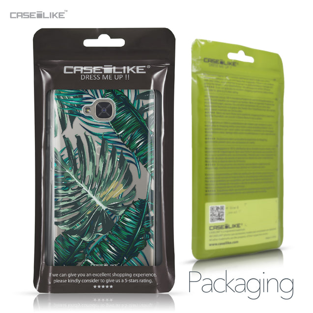 BQ Aquaris U2 / U2 Lite case Tropical Palm Tree 2238 Retail Packaging | CASEiLIKE.com