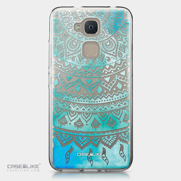BQ Aquaris V case Indian Line Art 2066 | CASEiLIKE.com