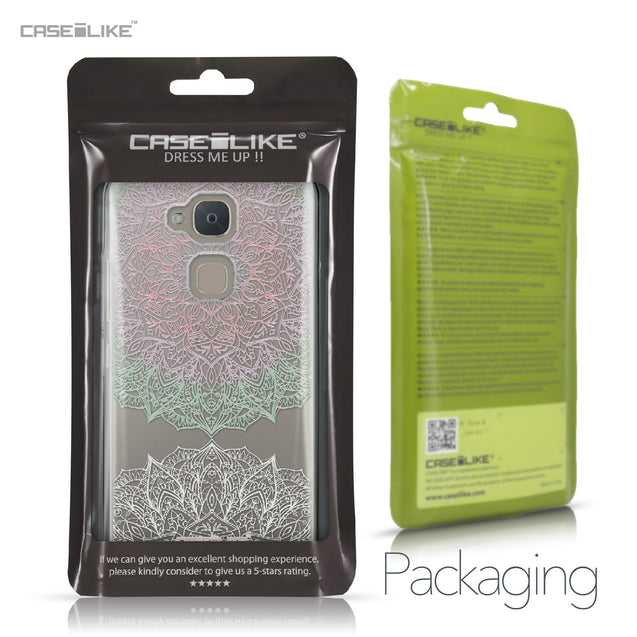 BQ Aquaris V case Mandala Art 2092 Retail Packaging | CASEiLIKE.com
