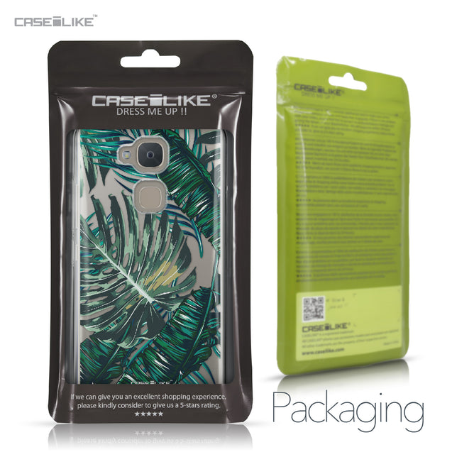 BQ Aquaris V case Tropical Palm Tree 2238 Retail Packaging | CASEiLIKE.com