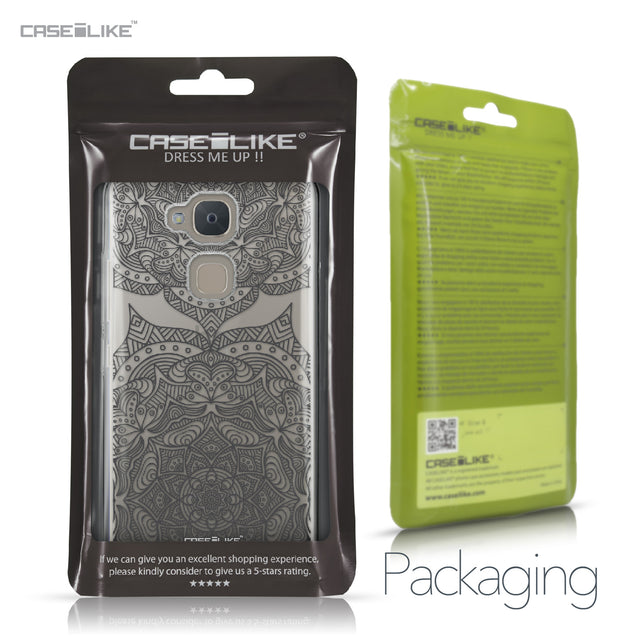 BQ Aquaris V case Mandala Art 2304 Retail Packaging | CASEiLIKE.com