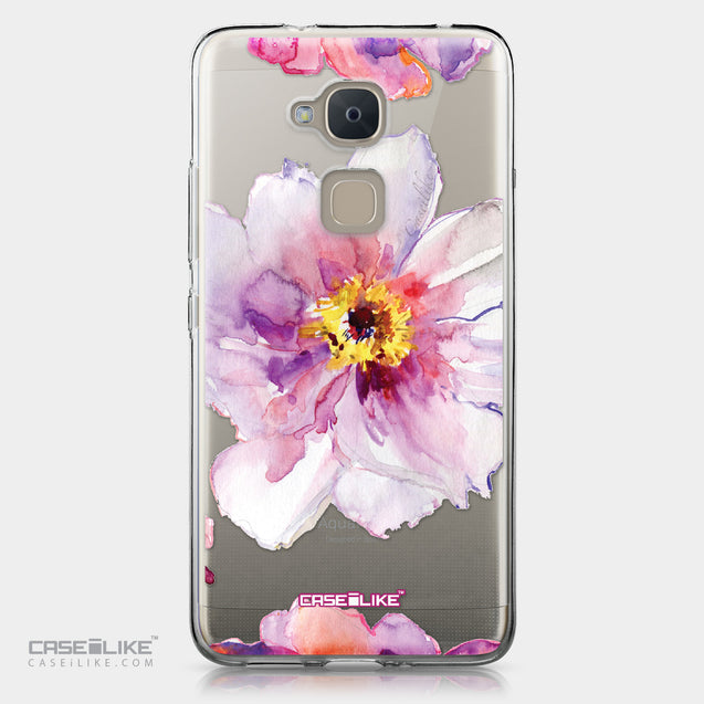 BQ Aquaris V Plus case Watercolor Floral 2231 | CASEiLIKE.com