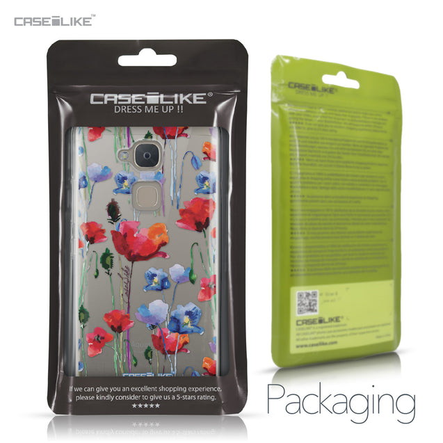 BQ Aquaris V Plus case Watercolor Floral 2234 Retail Packaging | CASEiLIKE.com