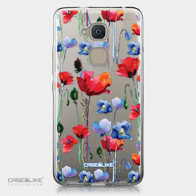 BQ Aquaris V Plus case Watercolor Floral 2234 | CASEiLIKE.com