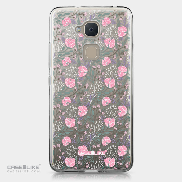BQ Aquaris V Plus case Flowers Herbs 2246 | CASEiLIKE.com