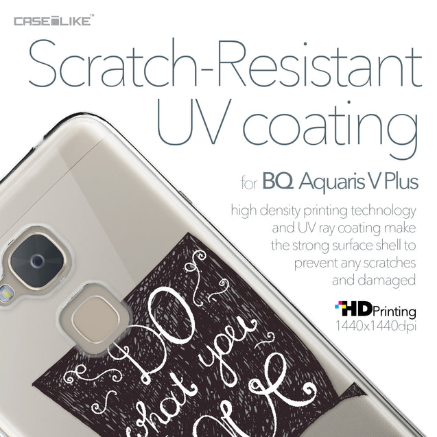 BQ Aquaris V Plus case Quote 2400 with UV-Coating Scratch-Resistant Case | CASEiLIKE.com