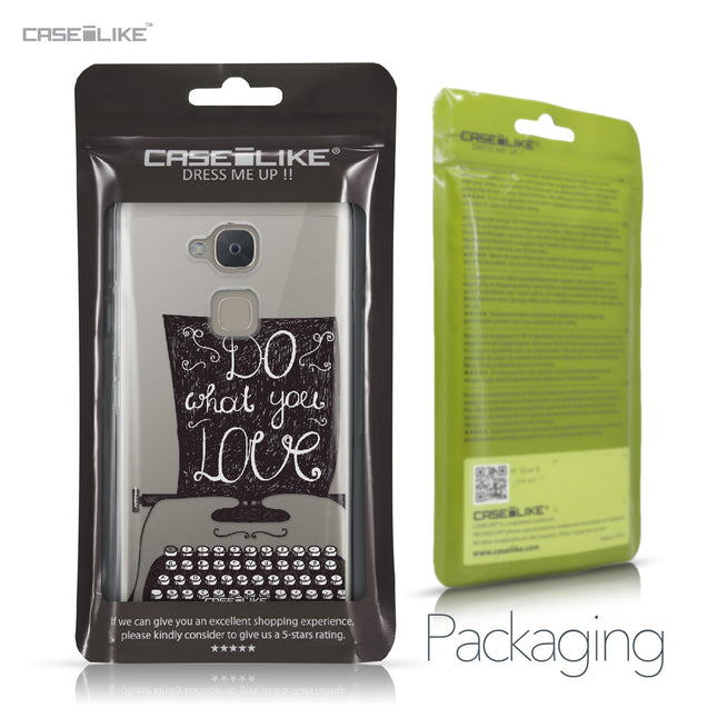 BQ Aquaris V Plus case Quote 2400 Retail Packaging | CASEiLIKE.com