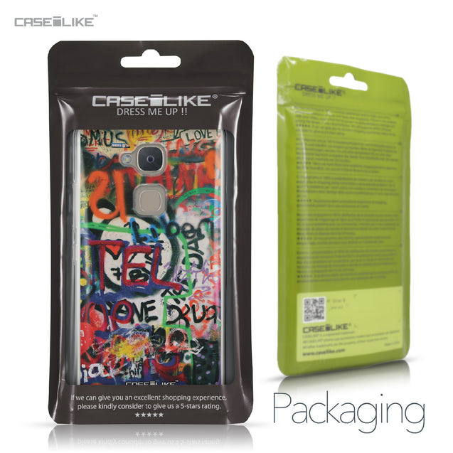 BQ Aquaris V Plus case Graffiti 2721 Retail Packaging | CASEiLIKE.com