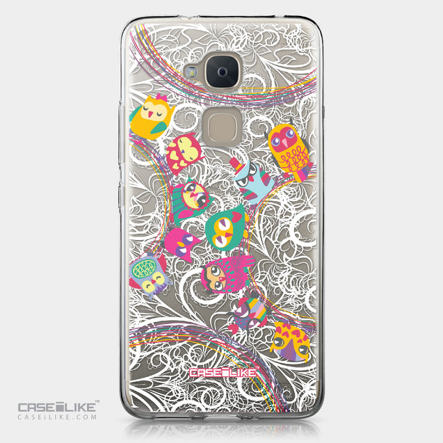 BQ Aquaris V Plus case Owl Graphic Design 3316 | CASEiLIKE.com