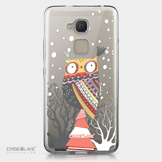 BQ Aquaris V Plus case Owl Graphic Design 3317 | CASEiLIKE.com
