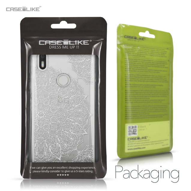 BQ Aquaris X / X Pro case Mandala Art 2091 Retail Packaging | CASEiLIKE.com