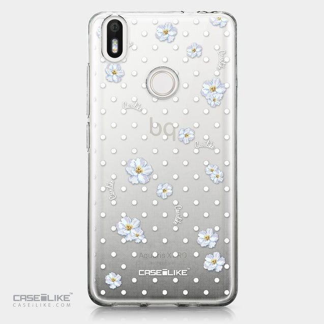 BQ Aquaris X / X Pro case Watercolor Floral 2235 | CASEiLIKE.com