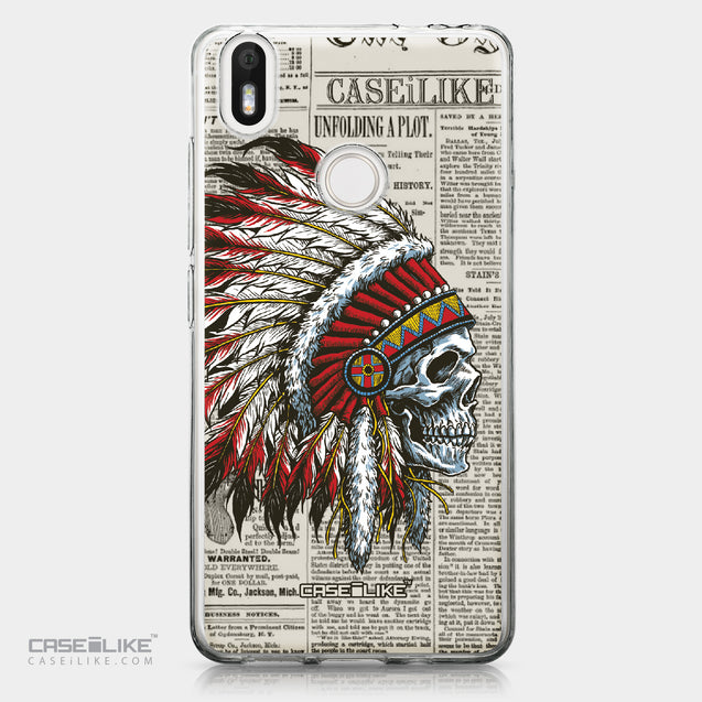BQ Aquaris X / X Pro case Art of Skull 2522 | CASEiLIKE.com