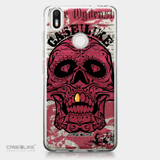 BQ Aquaris X / X Pro case Art of Skull 2523 | CASEiLIKE.com
