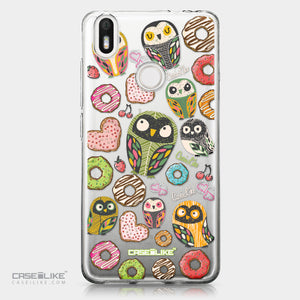 BQ Aquaris X / X Pro case Owl Graphic Design 3315 | CASEiLIKE.com