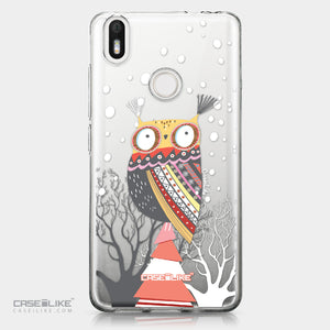 BQ Aquaris X / X Pro case Owl Graphic Design 3317 | CASEiLIKE.com