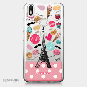 BQ Aquaris X / X Pro case Paris Holiday 3904 | CASEiLIKE.com