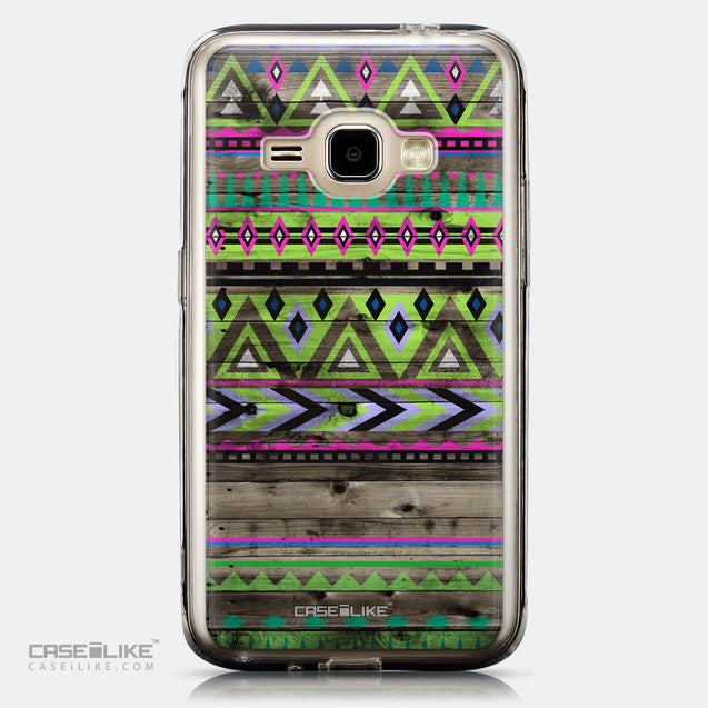 CASEiLIKE Samsung Galaxy J1 (2016) back cover Indian Tribal Theme Pattern 2049