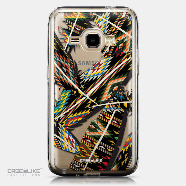 CASEiLIKE Samsung Galaxy J1 (2016) back cover Indian Tribal Theme Pattern 2053