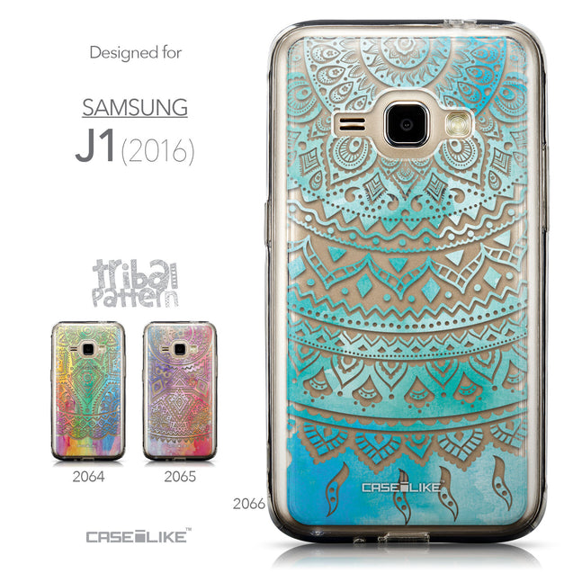 Collection - CASEiLIKE Samsung Galaxy J1 (2016) back cover Indian Line Art 2066