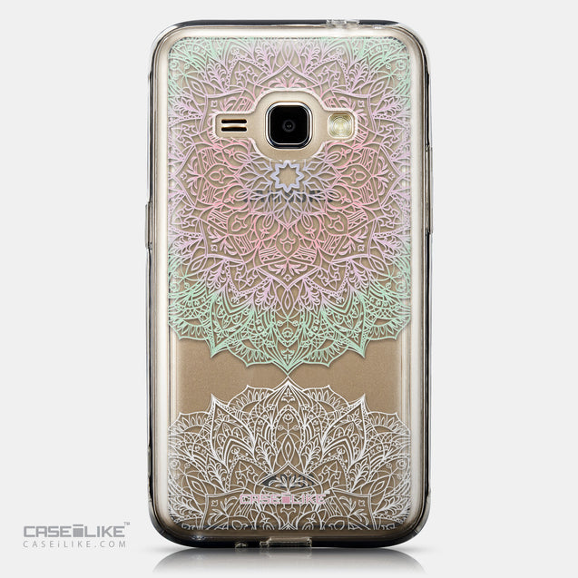 CASEiLIKE Samsung Galaxy J1 (2016) back cover Mandala Art 2092