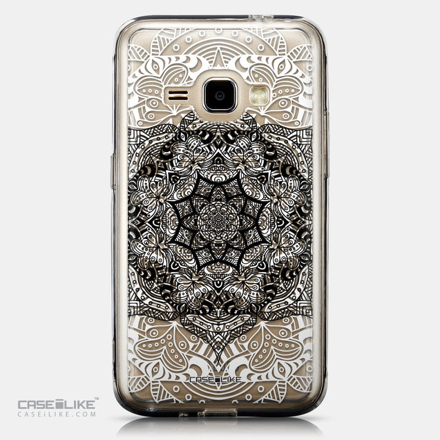 CASEiLIKE Samsung Galaxy J1 (2016) back cover Mandala Art 2097