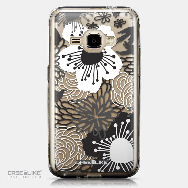 CASEiLIKE Samsung Galaxy J1 (2016) back cover Japanese Floral 2256