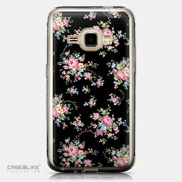 CASEiLIKE Samsung Galaxy J1 (2016) back cover Floral Rose Classic 2261