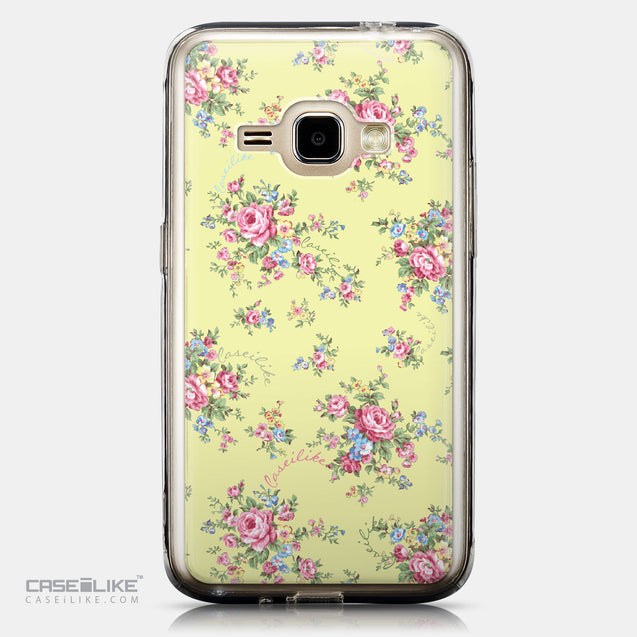 CASEiLIKE Samsung Galaxy J1 (2016) back cover Floral Rose Classic 2264